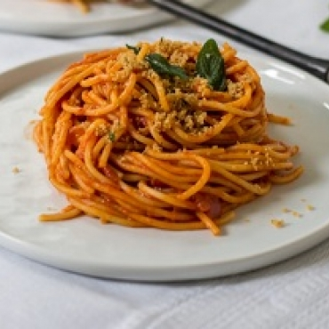 Spaghete all Arabiata